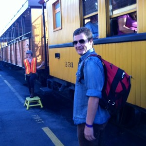 All Aboard for the Durango Blues Train