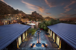 Sultry Sanctuary Camelback Mountain Resort & Spa