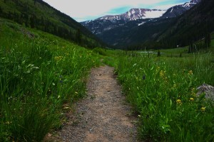 Oh Be Joyful Trail Crested Butte