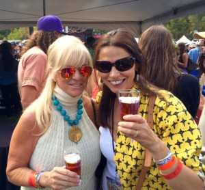 Living It Up with My Old Friend Margie at the Telluride Blues & Brews Festival
