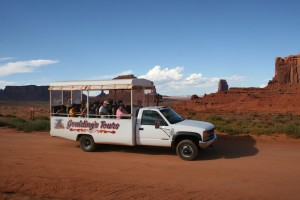 Touring Monument Valley with Goulding's