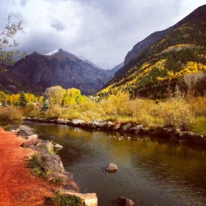 Telluride in Fall: A Great Place for Healing