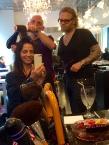 Hair Experience Extraordinaire at J. Sisters NYC