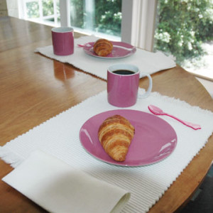 Camille Breakfast Set from Quel Objet