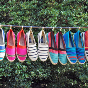 Cheery Espadrilles from Quel Objet