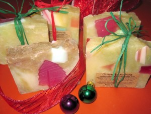 Fresh Soap Holiday Creations