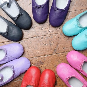 Ballet Flats for the Kiddos