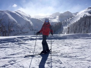 Me in Telluride: One of the Most Beautiful Places on Earth