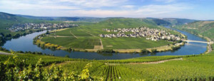 The Mosel Valley of Germany