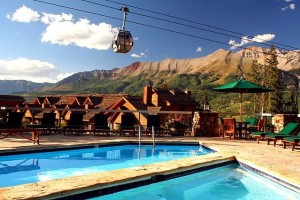 Summer at Mountain Lodge Tellu