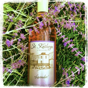 St. Kathryn's Cellars Lavender Wine