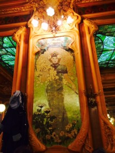Art Nouveau Splendor at Julien