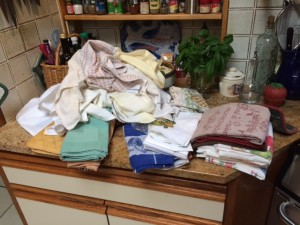 Dealing with Dishtowel Disarray