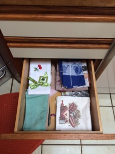 Finding Room for Only the Best Dishtowels