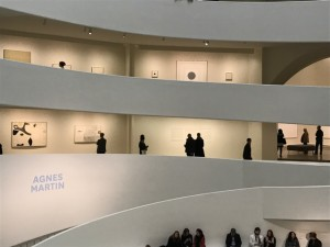 Finding Serenity at the Guggenheim