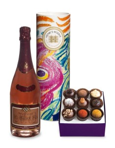 Champagne and Chocolates from Henri's Reserve