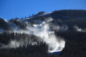 Telluride Ski Resort Firing Up the Guns