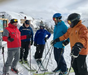 January: A Big Month for Ongoing Ski Instructor Training
